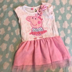 Other - Peppa Pig Tutu Dress